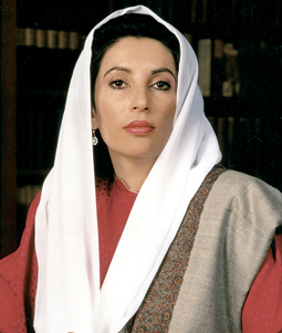 Opinion benazir bhutto hot