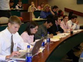 DePauw Debate team 2005.jpg
