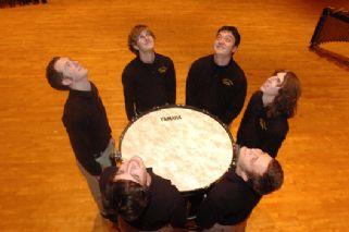 Percussion Ensemble Fall 2006 2.jpg
