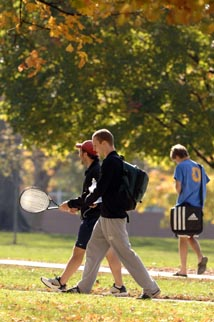 Fall Walk 2007 Tennis Racquet.jpg