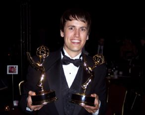 Pete Ohs 2007 Emmys.jpg