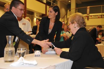 M Albright Book Signing 1.jpg