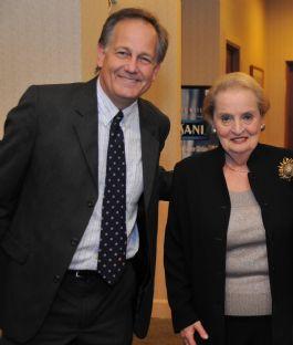 Ken Owen Madeleine Albright.jpg