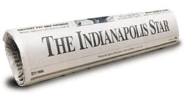 Indy Star Rolled Up