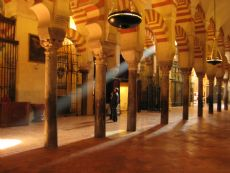 The Great Mosque of Cordoba, Spain.JPG