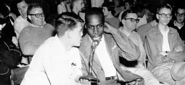 Vernon Jordan 1957 Mirage