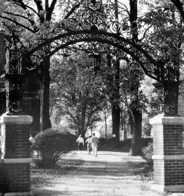 1957 arch2015 bw