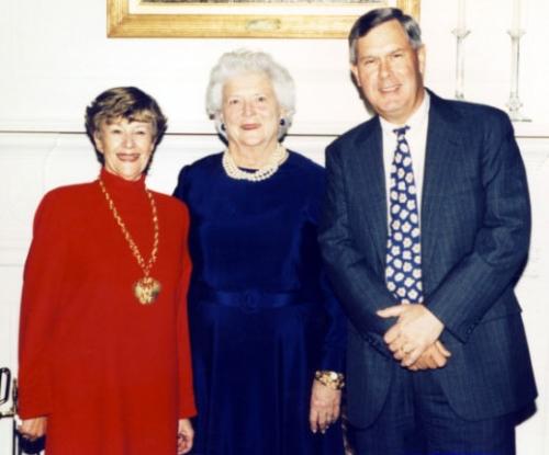 Ubbens Barbara Bush
