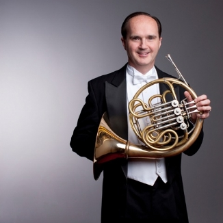 Chicago Symphony Orchestra's David Griffin Performs Horn ...