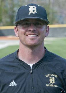 Head Coach Jake Martin